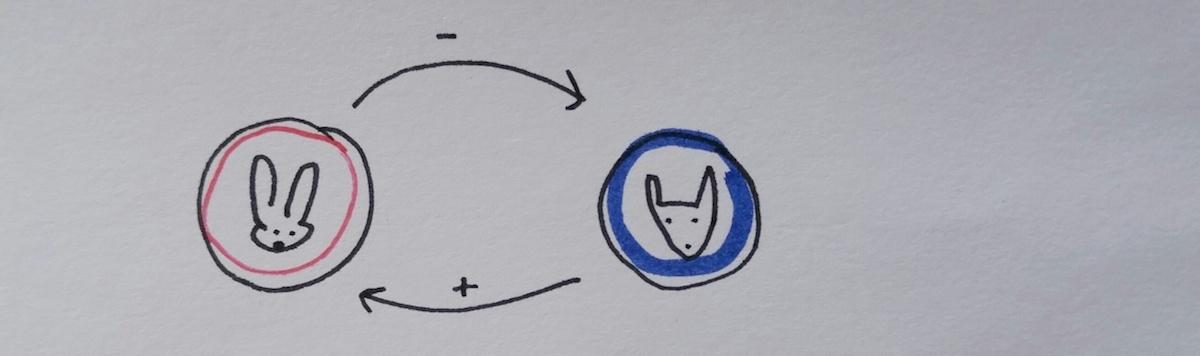 drawn on paper